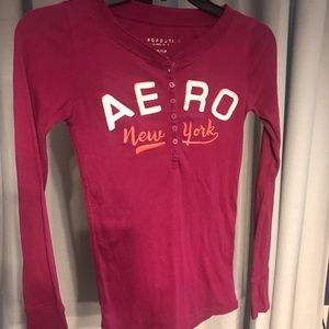 Aeropostale long sleeved tee